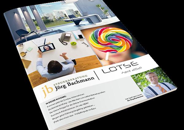 Cover Lotse Frühjahr 2021